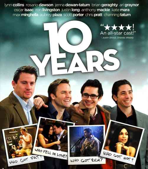 10 YEARS BY TATUM,CHANNING (Blu-Ray)